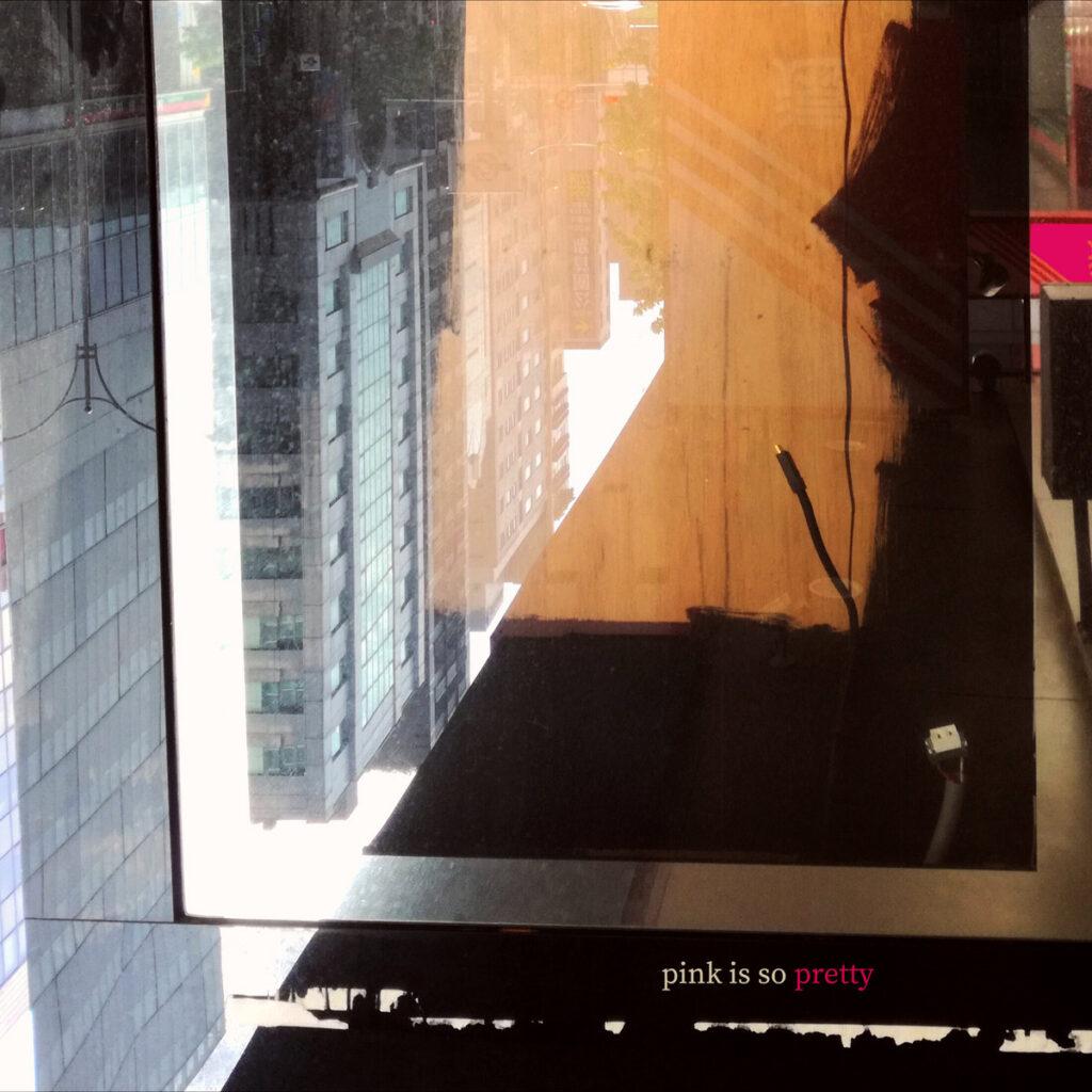 Jong Oisif Pink Is So Pretty EP